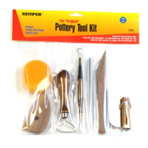 Pottery Tool Kit, Kemper