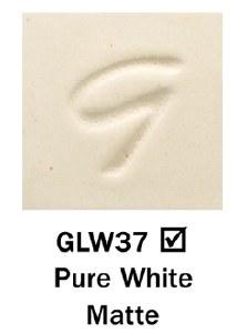 Pure White Matte Gallon
