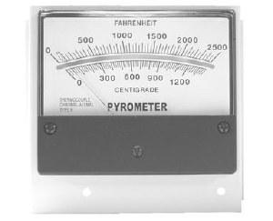 Pyrometer Analogue No TC