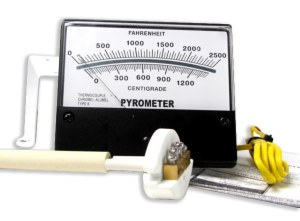 Pyrometer Analogue w TC