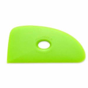 Rib, Mudtool Green 4