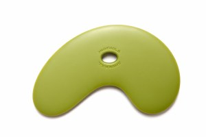 Rib, Mudtool Green 7 Bowl