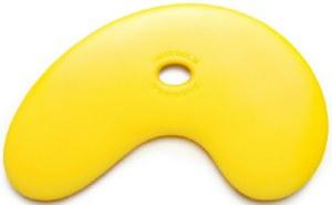 Rib, Mudtool Yellow 7 Bowl
