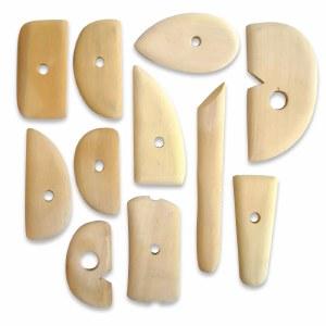 Ribs wood 11 pcs set