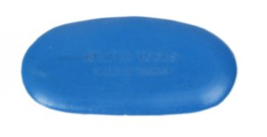 Rubber Rib Blue Large