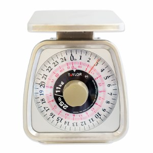 Scale Dial Weight 25lb