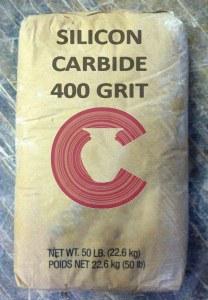 Silicon Carbide 400 Grit