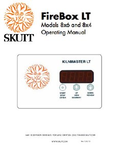 Skutt Touchpad for FireBox