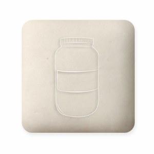 Slip Porcelain Antique White