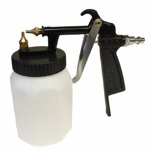 Spray Gun, EZE w Plastic Jar
