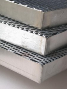 Stainless Steel Wax Tray 14x14
