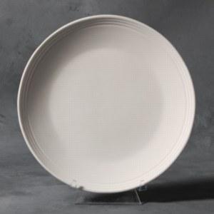 Stoneware Bisque Salad Plate