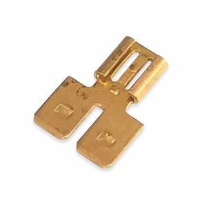 Tab Connector Doubler, .25 Tab