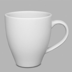 Tapered Mug Bisque