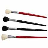 Oval Mop Brush Set 4 pcs