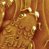 65 Amber Gloss Pint