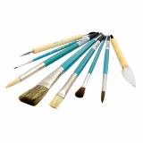 8 Piece Starter Brush Set