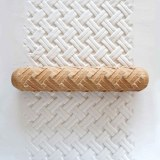 Clay Texture Roller, Weave
