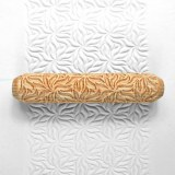 Clay Texture Roller, Floral