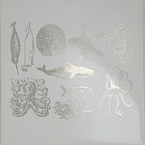 Silver Luster Decal, Sea Life
