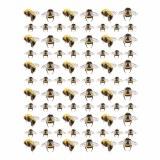 Overglaze Decal, Bee