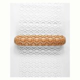 Clay Texture Roller, Honeycomb