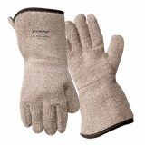 HD Terry Cloth Glove, Brown