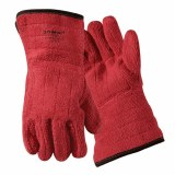 HD Terry Cloth Glove, Red