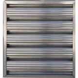 Aluminum Baffle Filters, 2-pk