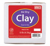 Amaco Air Dry Clay 10lb Gray