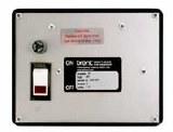 Brent Control Box, Non-reverse