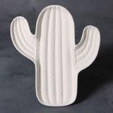 Cactus Bisque Dish