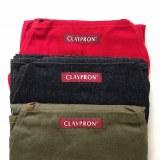 Claypron Apron Green