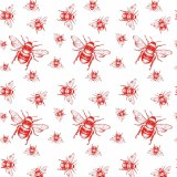 Decal, Rice Paper 83 Red