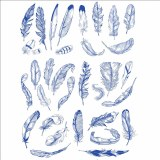 Decal, Rice Paper 84 Blue