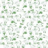 Decal, Rice Paper 85 Green