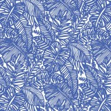 Decal, Rice Paper 86 Blue