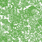 Decal, Rice Paper 87 Green