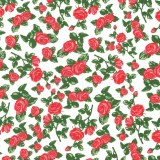 Full Color Rose Decal