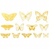 Gold Luster, Butterfly 2