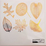 Gold Luster Decal, LG Leaves
