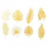 Gold Luster, Leaf 1