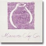 Graffito Paper Violet