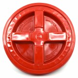 Gamma Seal Lid, Red