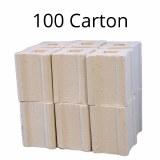 "Kiln Post 2"" Carton, 100 ct"