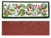 Mayco Holly Border Stamp
