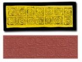 Mayco Jumbo Swirl Blocks Stamp
