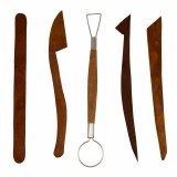 Modeling Wood Tool Set