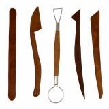 Modeling Wood Tool Set