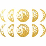 Gold Luster, Moon